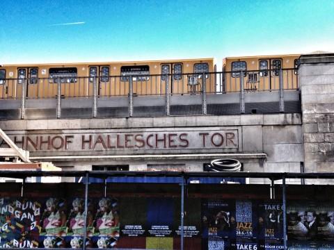 Bahnhof Hallesches Tor