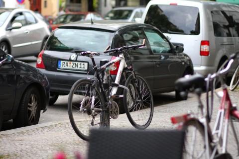 Cykel Bergmanstrasse
