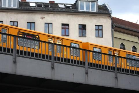 U-bahn Wiener Strasse